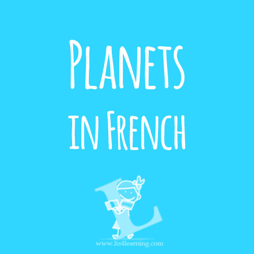 planets in french - photo #17
